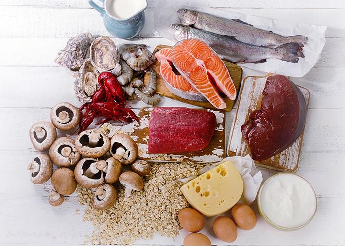 Fonts alimentàries vitamina B12 centre de salut i rendiment Ariadna